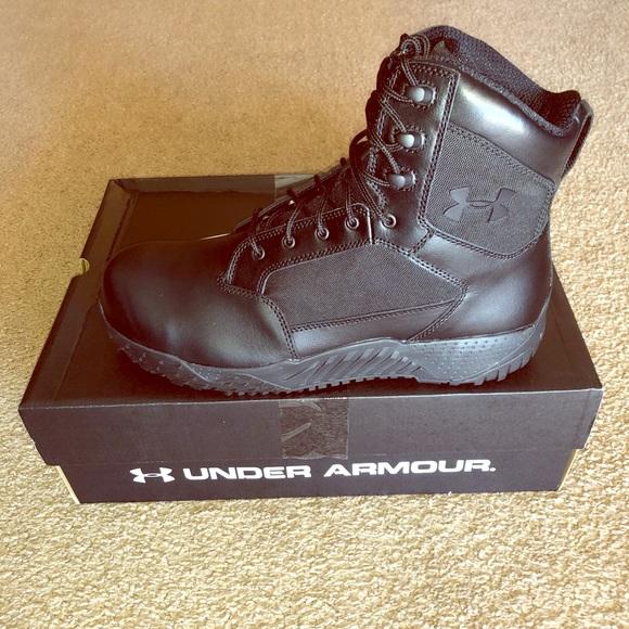 c025af4abc Under Armour UA Stellar Tac Protect Boots NWT